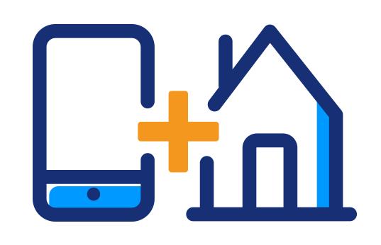 Mobiel en thuis